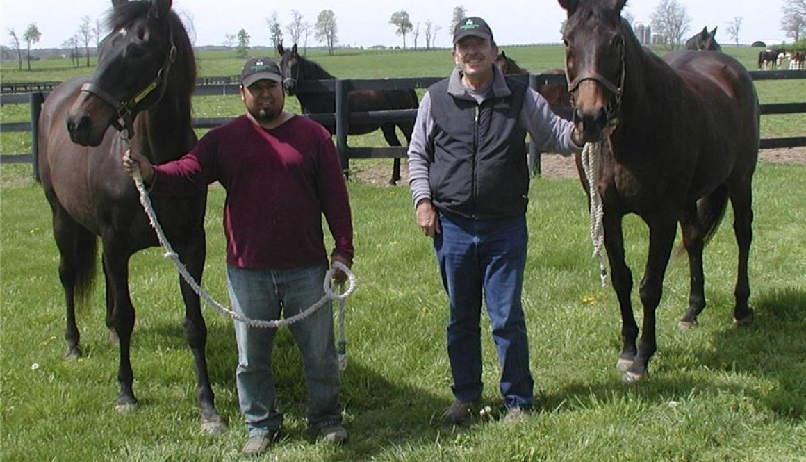 Ron with Lyphard's Delta and Fitnah P1010011_resized